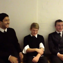 Kamrul, Alex and Mark Have One Very Post-Modern Conversation